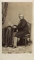 Philip Stanhope, 5th Earl Stanhope, by Disdéri - NPG Ax30358