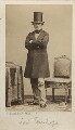 Philip Stanhope, 5th Earl Stanhope, by Disdéri - NPG Ax30359