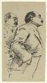 Rudyard Kipling, after Richard George Mathews - NPG D21217
