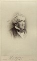 William Makepeace Thackeray, by (George) Herbert Watkins - NPG Ax30392