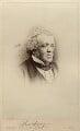 William Makepeace Thackeray, by (George) Herbert Watkins - NPG Ax30392
