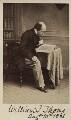 William John Thoms, by Samuel E. Poulton - NPG Ax30394