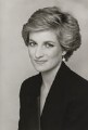 Diana, Princess of Wales, by Terence Daniel Donovan - NPG P716(14)