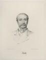 Garnet Joseph Wolseley, 1st Viscount Wolseley, by Joseph Brown, after  Henry Tanworth Wells - NPG D20724