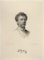 Sir Joseph Edgar Boehm, 1st Bt, by George J. Stodart, after  Henry Tanworth Wells - NPG D20731