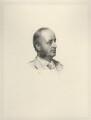 Richard Everard Webster, Viscount Alverstone, by George J. Stodart, after  Henry Tanworth Wells - NPG D20733