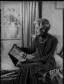 Violet Vanbrugh (Violet Augusta Mary Barnes), by Bassano Ltd - NPG x124429