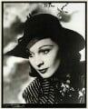 Vivien Leigh, by Angus McBean - NPG x30432
