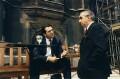 Robert Maxwell; George Alfred Brown, Baron George-Brown, by Peter Keen - NPG x127719