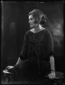 Lady Cynthia Mary Evelyn Asquith (née Charteris), by Bassano Ltd - NPG x127834