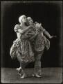 Lubov Tchernicheva; Sir Anton Dolin, by Bassano Ltd - NPG x127863