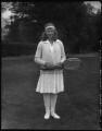 Betty May Nuthall, by Bassano Ltd - NPG x127885
