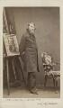 William Linton, by John & Charles Watkins - NPG Ax14895