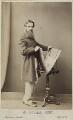 William Holman Hunt, by London Stereoscopic & Photographic Company - NPG Ax14899