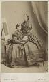 Martha Darley Mutrie; Annie Feray Mutrie, by Maull & Co - NPG Ax14904
