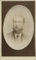 George Augustus Holmes, by Charles B. Praetorius - NPG Ax14922