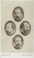 John Alfred Vinter, by Henry William Ashdown - NPG Ax14929