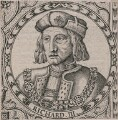King Richard III, by Jodocus Hondius, after  Unknown artist - NPG D21257