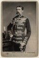 Herbert Kitchener, 1st Earl Kitchener, by Alexander Bassano - NPG x127981