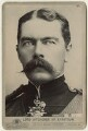 Herbert Kitchener, 1st Earl Kitchener, by Alexander Bassano - NPG x127982