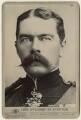 Herbert Kitchener, 1st Earl Kitchener, by Alexander Bassano - NPG x127982