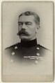 Herbert Kitchener, 1st Earl Kitchener, by Alexander Bassano - NPG x127986