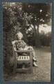 Junia von Anrep (née Yuniya Khitrovo), by Lady Ottoline Morrell - NPG Ax142607
