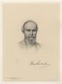 John Lubbock, 1st Baron Avebury, after Henry Tanworth Wells - NPG D20741