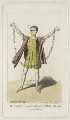 Edmund Kean as Leonatus Posthumous in 'Cymbeline', by (Isaac) Robert Cruikshank - NPG D21267