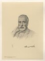 Henry Tanworth Wells, after Henry Tanworth Wells - NPG D20757