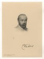 Sir (Charles) Thomas Dyke Acland, 12th Bt, after Henry Tanworth Wells - NPG D20758