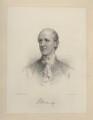 John Duke Coleridge, 1st Baron Coleridge, by Charles Holl, after  Jane (née Fortescue Seymour), Lady Coleridge - NPG D20763
