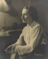 Vera Brittain, by Howard Coster - NPG P712