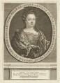 Queen Anne, by Étienne Jehandier Desrochers, after  Unknown artist - NPG D21274