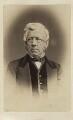 George William Frederick Howard, 7th Earl of Carlisle, by Thomas Cranfield, published by  Mason & Co (Robert Hindry Mason) - NPG Ax5084