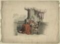 Charles Pratt, 1st Earl Camden, published by William Richard Beckford Miller, after  Sir Joshua Reynolds - NPG D21277
