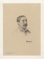 Henry Stafford Northcote, Baron Northcote, by The Autotype Company, after  Henry John Stock - NPG D20776