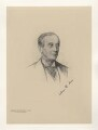 Sir William Reynell Anson, 3rd Bt, after Henry John Stock - NPG D20783
