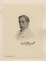 Sir Herbert Eustace Maxwell, 7th Bt, after Alfred U. Soord - NPG D20785