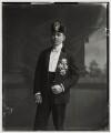 Sir Ibrahim, Sultan of Johore, by Vandyk - NPG x128041