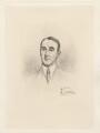 Sir John William Fortescue, by Sir Emery Walker - NPG D20792