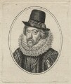 Francis Bacon, 1st Viscount St Alban, after Simon de Passe - NPG D21290