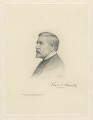 Sir Frank Cavendish Lascelles, by The Autotype Company, after  Frank Dicksee - NPG D20803