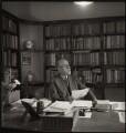 Sir Stanley Unwin, by John Gay - NPG x127762