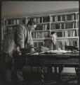 Graham Greene; Douglas Francis Jerrold, by John Gay - NPG x127763