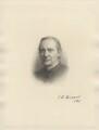 John Henry Bernard, after Sir Francis Bernard ('Frank') Dicksee - NPG D20810