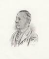 Edmund Bernard Fitzalan-Howard, 1st Viscount Fitzalan of Derwent, after Randolph Schwabe - NPG D20813