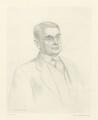 John Andrew Hamilton, Viscount Sumner, after Aidan Savage - NPG D20816