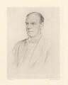 Hugh Pattison Macmillan, Baron Macmillan, after Aidan Savage - NPG D20819