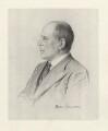 Sir Owen Seaman, 1st Bt, after Frederick Pegram - NPG D20822